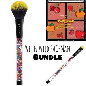 🆕 ↬ Wet N Wild PacMan Face Makeup BUNDLE Of 3